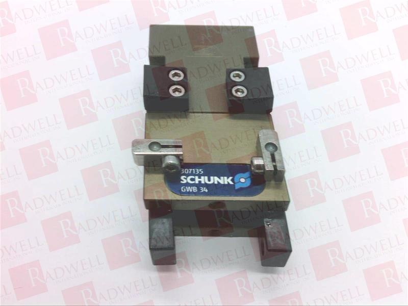 307135 by SCHUNK - Buy or Repair at Radwell - Radwell com