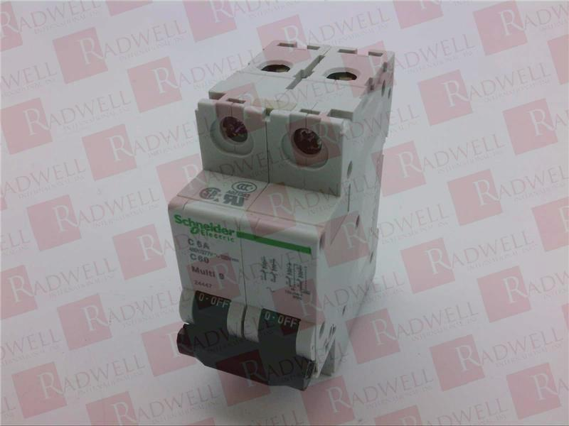 SCHNEIDER ELECTRIC MG24447 2