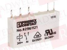 PHOENIX CONTACT REL-MR- 24DC/21AU