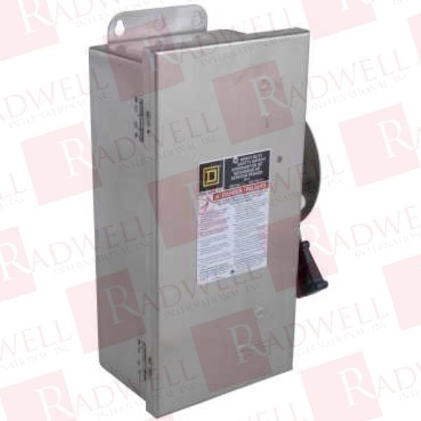SCHNEIDER ELECTRIC H321DS