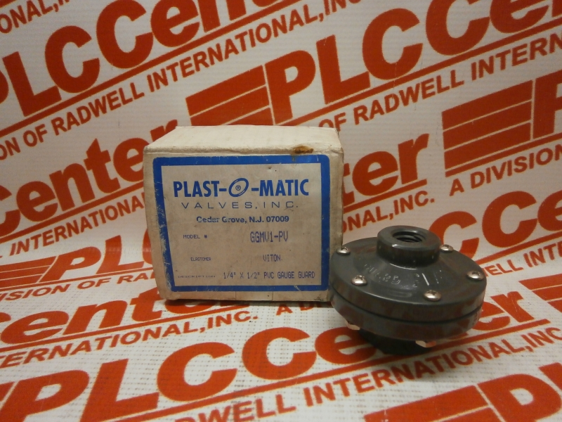 PLASTOMATIC VALVES GGMV1-PV