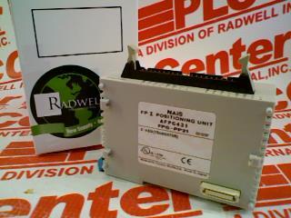 MATSUSHITA ELECTRIC FPG-PP21