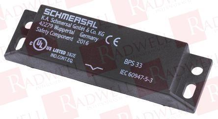 SCHMERSAL BPS-33 2