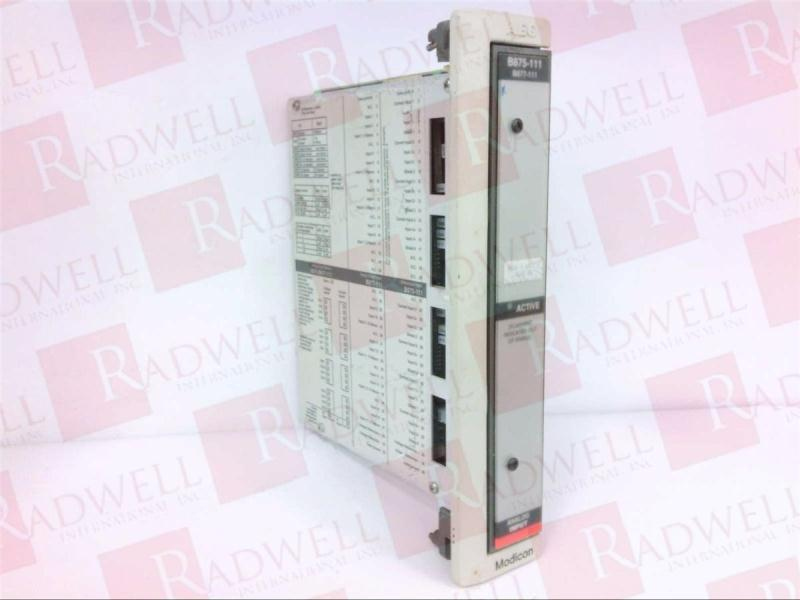 SCHNEIDER ELECTRIC AS-B875-111 2