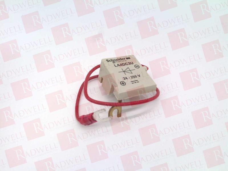 SCHNEIDER ELECTRIC LA4DC3U 0