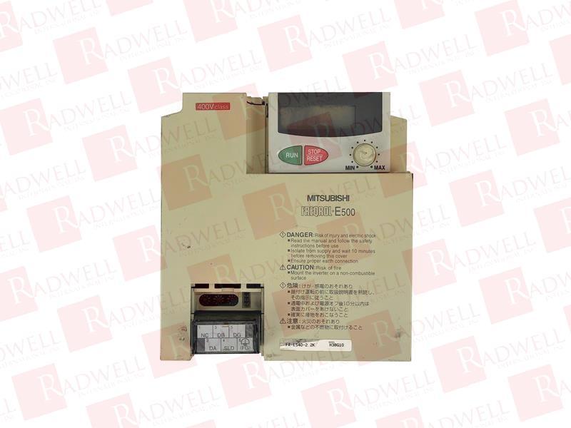 MITSUBISHI FR-E540-1.5K 0