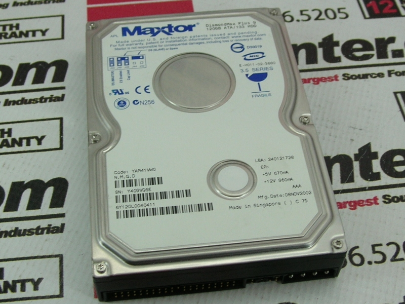 DRIVERS FOR MAXTOR 6Y120LO