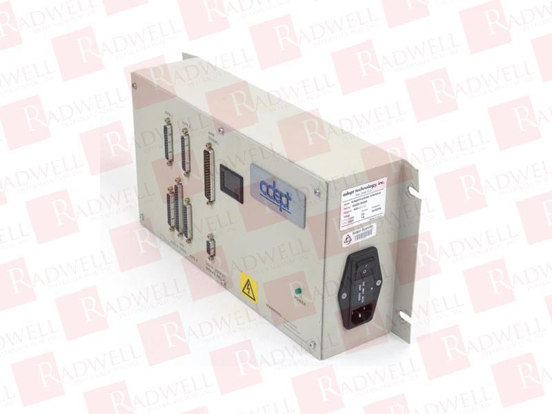 ADEPT TECHNOLOGY 100-120V 2 50//60HZ 200-240V 1A SIGNAL INTERFACE BOX 30400-20000