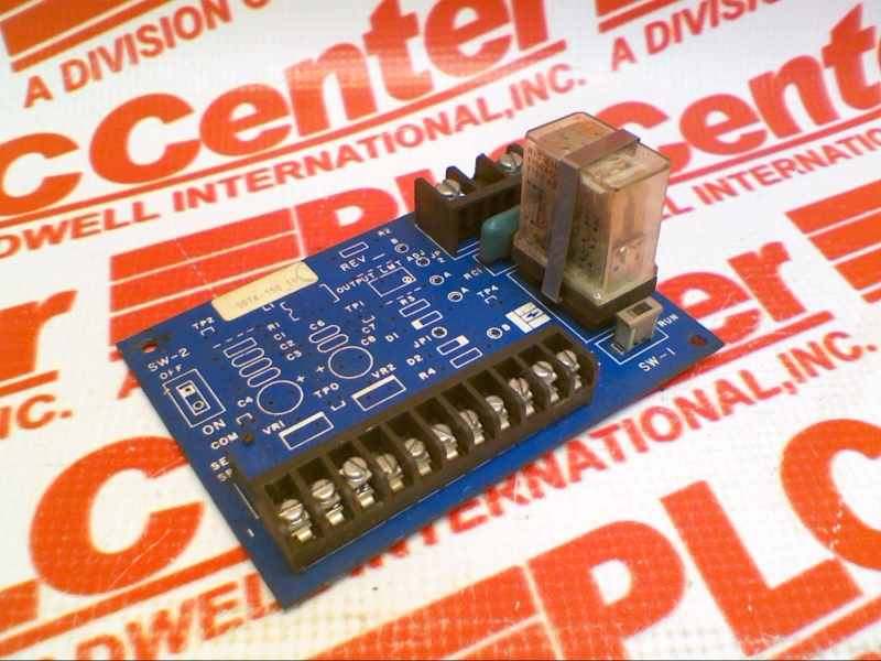 CONTROL TECHNIQUES 1074-150