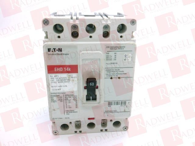 EATON CORPORATION EHD3060BP10