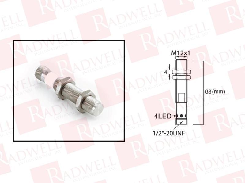 RADWELL VERIFIED SUBSTITUTE 871TM-B3N12-R3-SUB