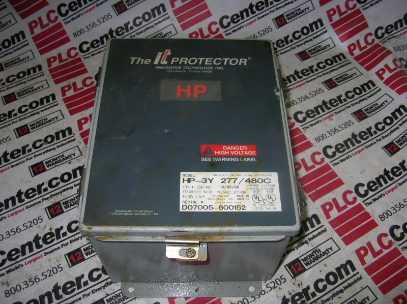 THE IT PROTECTOR HP3Y