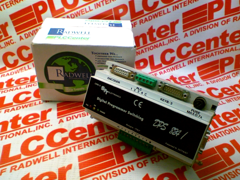 CREI STT ELETTRONICA DPS-824/8K