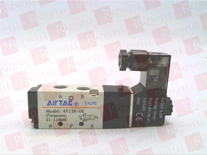 AIRTAC 4V11006BT
