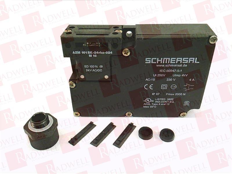 SCHMERSAL AZM-161SK-24RKA-024 0
