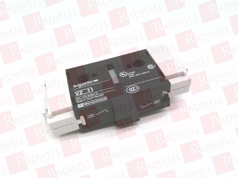 SCHNEIDER ELECTRIC VZ11 0