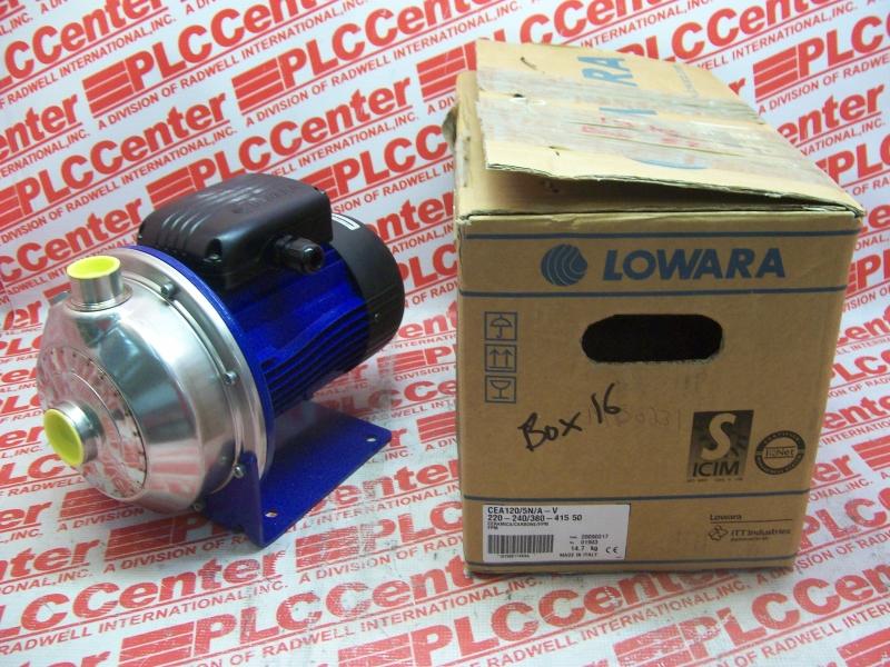 LOWARA 01903