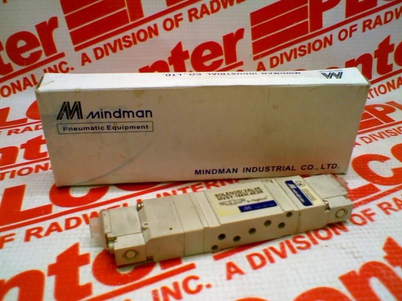 MINDMAN MVSY-156M-4E2R-DC24V-L-W