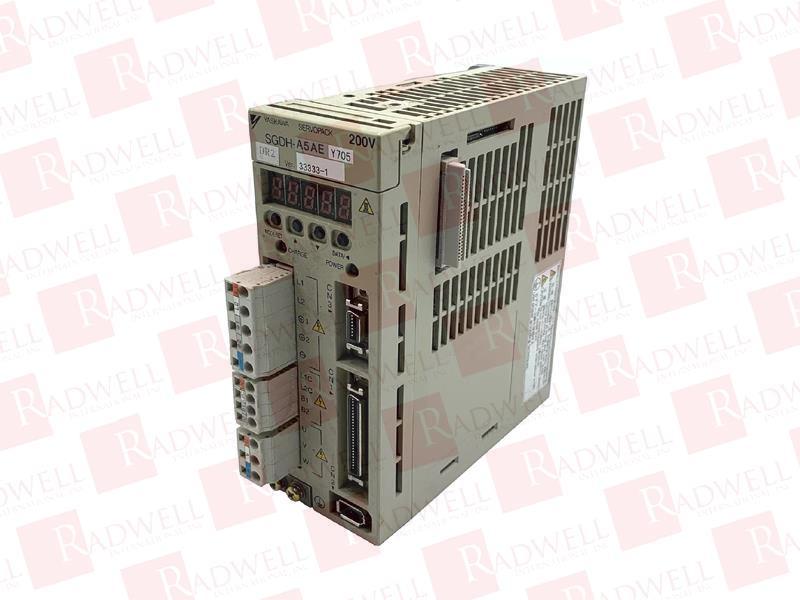YASKAWA ELECTRIC SGDH-A5AE 0