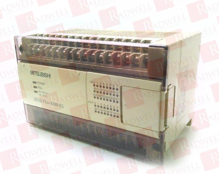 MITSUBISHI FX0N-40MR-ES/UL