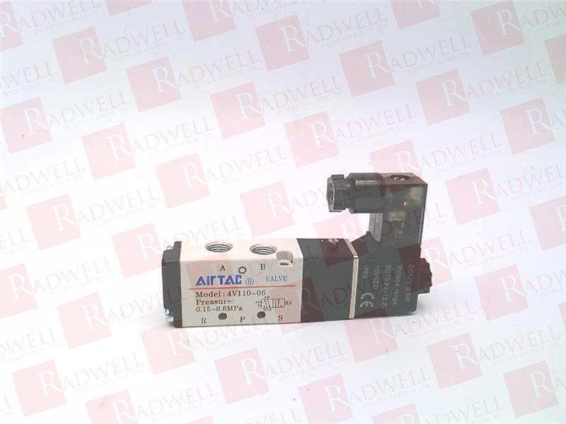 AIRTAC 4V110-06-DC12V