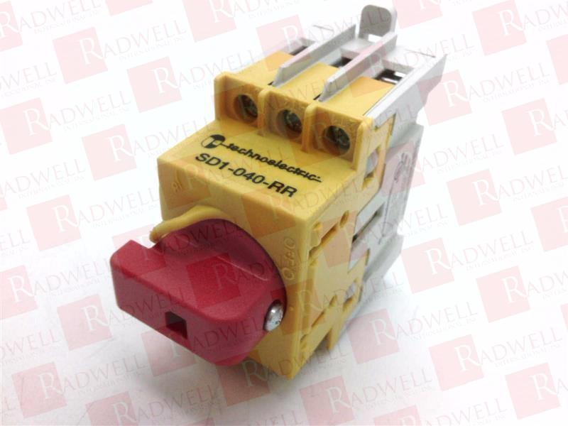 TECHNOELECTRIC SD1-040-RR