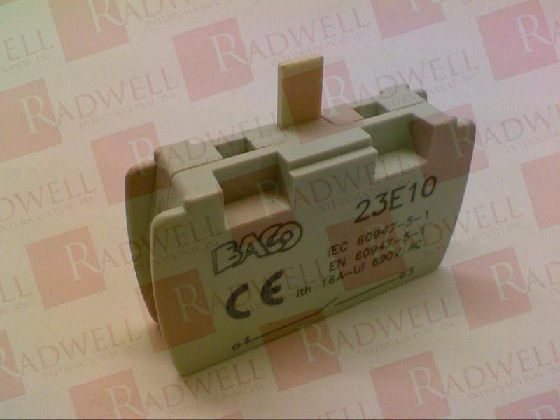 BACO 23-E10