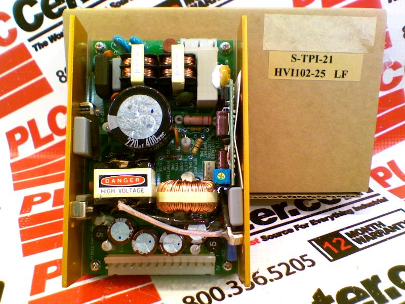 HITRON ELECTRONICS HVI102-25