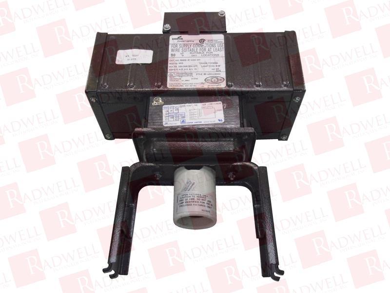 COOPER MHSS-M-400-MT ... & MHSS-M-400-MT by COOPER - Buy or Repair at Radwell - Radwell.com