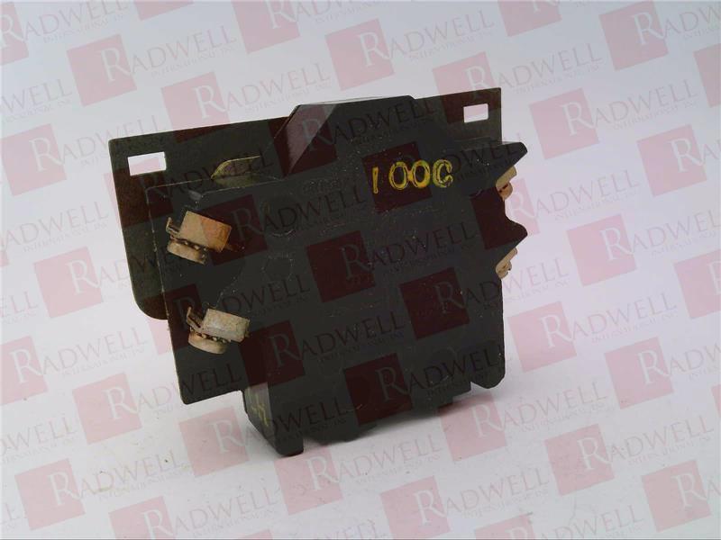 GENERAL ELECTRIC CR205X-100C 0