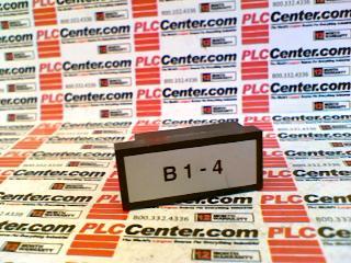 ELECTRO MATIC B1-4