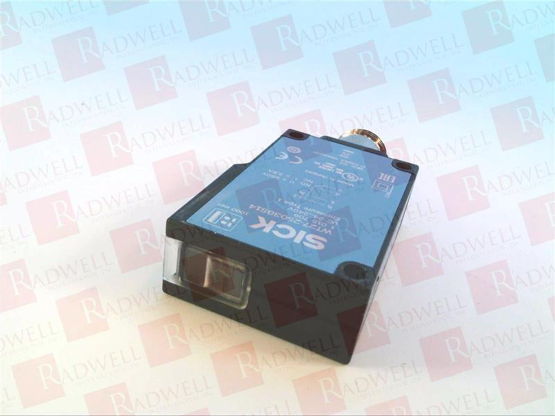 SICK OPTIC ELECTRONIC WT27-2S030S14 2