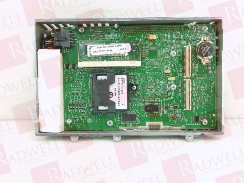 2711P-RP1A by ALLEN BRADLEY - Buy or Repair at Radwell - Radwell com