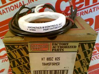 MAGNETIC & CONTROLS INC HT08DZ025