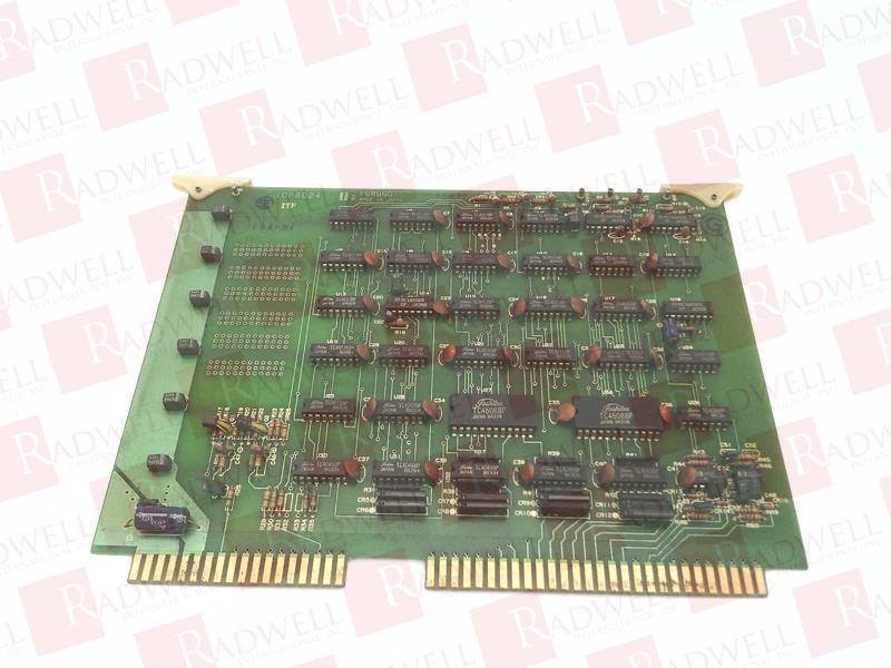 FURUNO ELECTRIC 10P6024 1