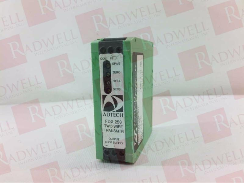 ADTECH POWER INC FDX-250-H27