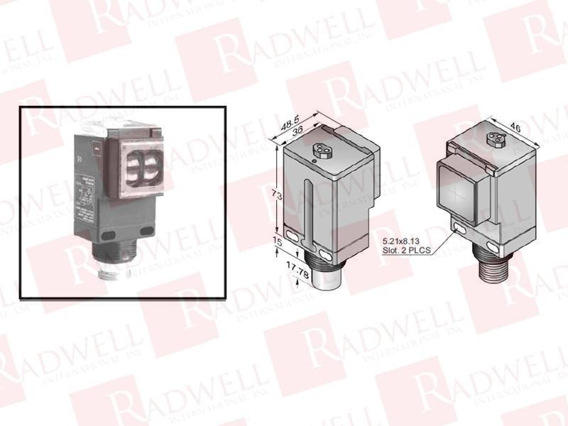 RADWELL VERIFIED SUBSTITUTE Q45VR2LPQ-SUB
