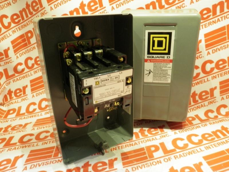 SCHNEIDER ELECTRIC 8502SAG12V02S