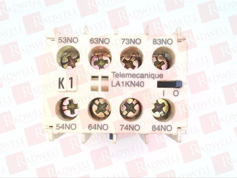 SCHNEIDER ELECTRIC LA1KN40 1
