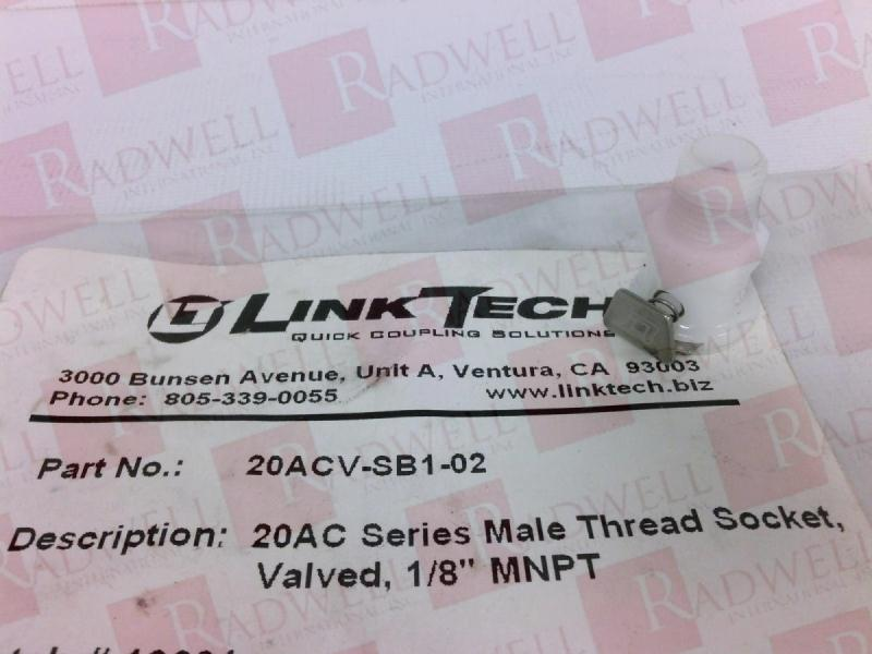 LINK TECHNOLOGIES INC 20ACV-SB1-02