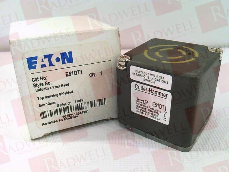 EATON CORPORATION E51-DT1