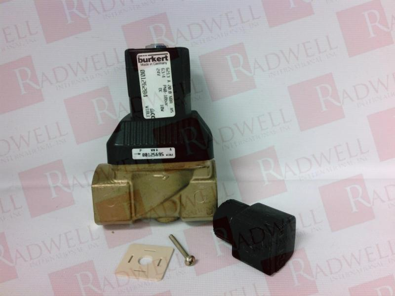 BURKERT EASY FLUID CONTROL SYS 6213