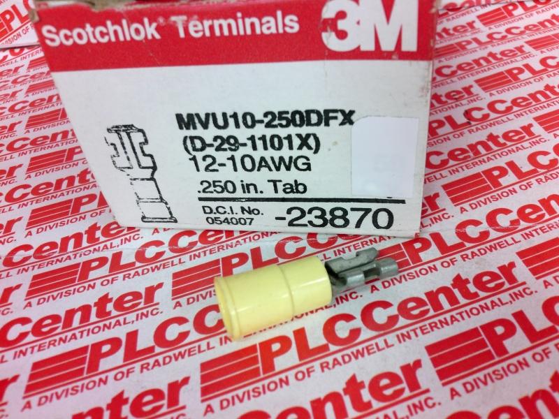 3M HOME & COMMERCIAL CARE MVU10-250DFX-EA