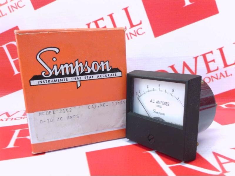 SIMPSON 2152