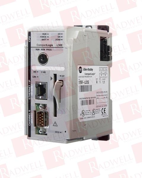 1769-L31 by ALLEN BRADLEY - Buy or Repair at Radwell - Radwell com