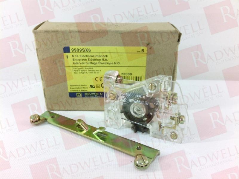 SCHNEIDER ELECTRIC 9999-SX-6
