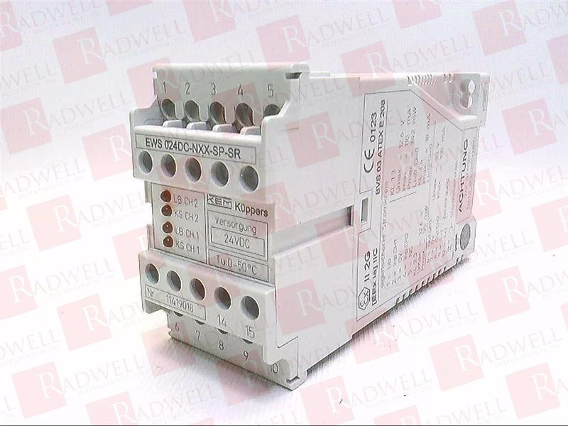 KUPPERS ELEKTROMECHANIK EWS-024DC-NXX-SPSR