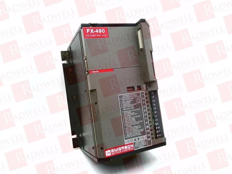NIDEC CORP FX-490 0