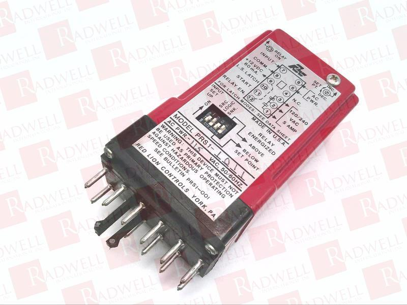 RED LION CONTROLS PRS1-1011 0