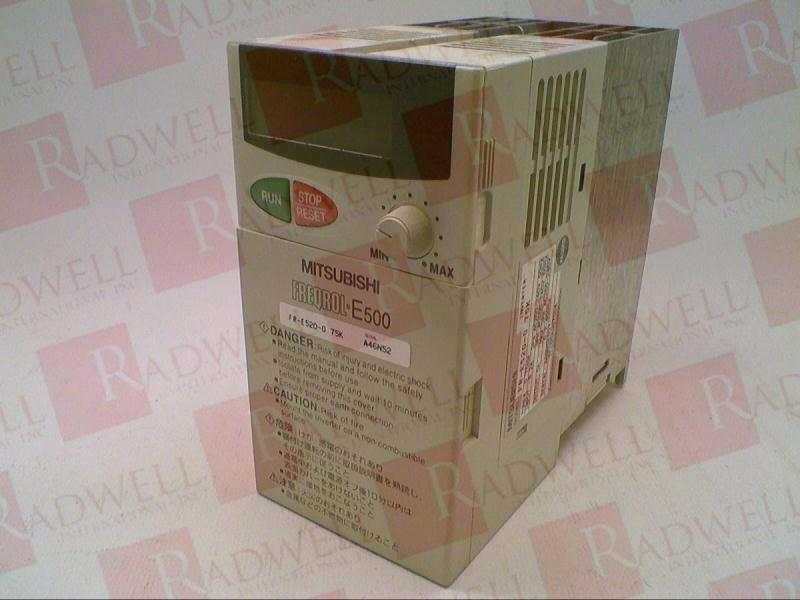 MITSUBISHI FR-E520-0.75K